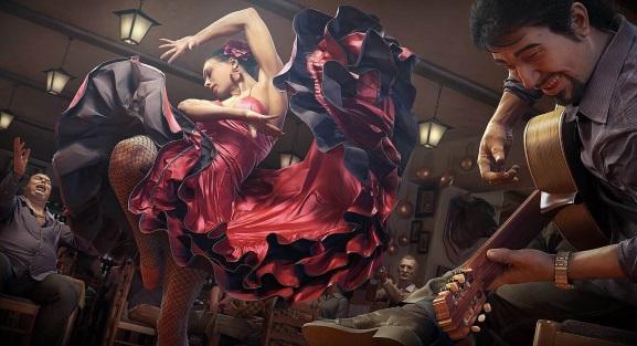 Flamenco Dance picture