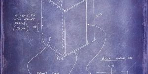 Blueprint on how to build a cajon