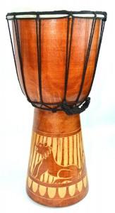 Handmade Africa Djembe