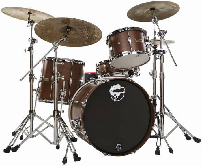 Hip Pig drum set