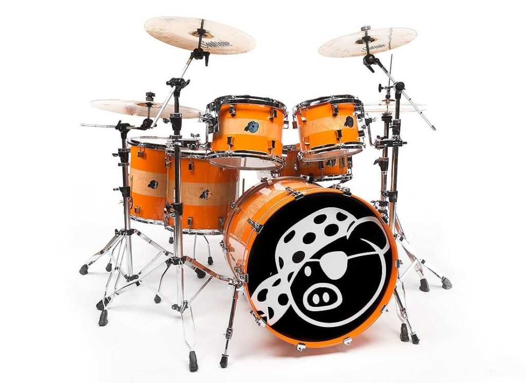 Pork Pie Drums