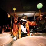 Man playing Steelpan