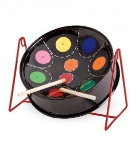 Tabletop Pan Drum