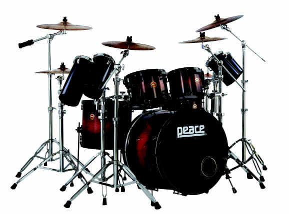 Kahuna drum set