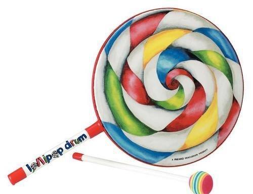 Lollipopo-drum