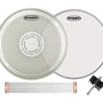 5 Top Rated Evans Drum Heads | Review 2018