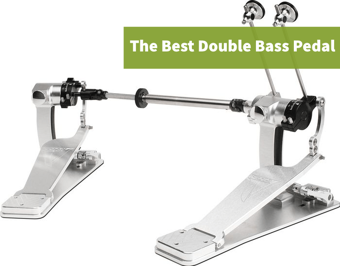 aluminum double pass pedal model Trick Pro V1