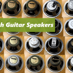 Best 10 Inch Guitar Speakers – 2018 Reviews