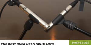 picture of the best over head drum mics