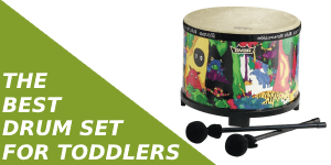 The Best Drum Sets For Toddlers