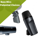 The 5 Best Bass Drum Microphones [Reviews 2020]