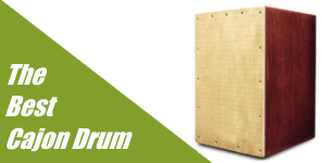 picture of a cajon box drum