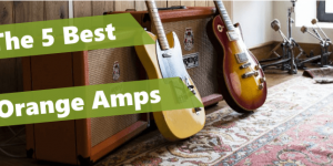 Image of best amps from the Orange brand