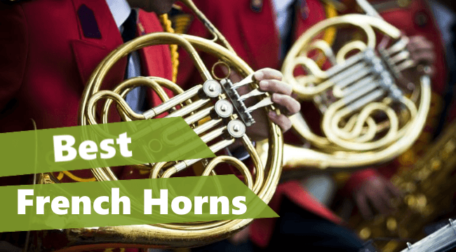 featured image of the article 'best french horns review'