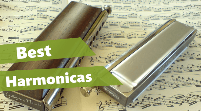 featured image of the article 'best harmonicas reviews'
