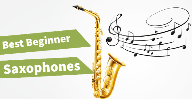 featured image of the article 'best saxophones for beginners review'