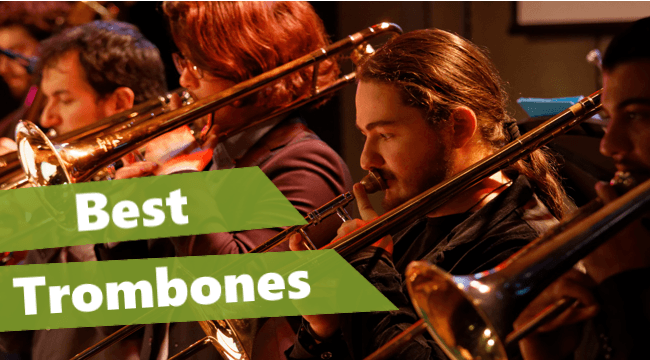featured image of the article 'best trombones reviews'