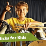 6 Best Drumsticks for Kids. Colorful, Durable and Light