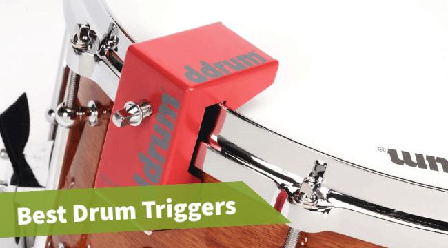 best drum triggers, best acoustic drum triggers, drum midi triggers, kick drum trigger, electronic drum triggers