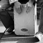 How To Play a Cajon Drum. It's easy!