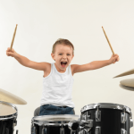 How To Kill Noise | Kids and Drums