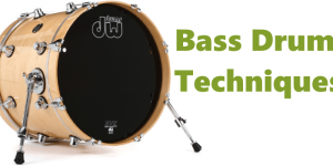 picture of DW bass drum