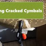 Repairing Cracked Cymbals