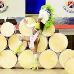 Samba Drumming