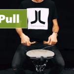 The Push Pull Drumming Technique