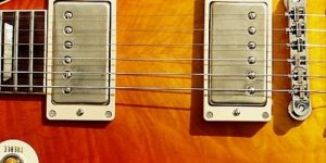 Some of the best PAF pickups are on the picture, they are installed on a guitar