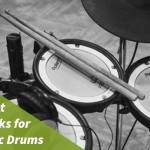 The 5 Best Drumsticks for Electronic Drums (Reviews)