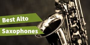 featured image of the article 'best alto saxophones'