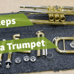 How to Cleaning a Trumpet the Right Way!