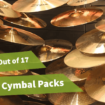 8 Best Cymbal Packs. For Drummers of Every Level