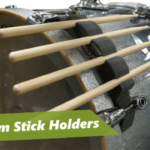 5 Best Drum Stick Holders [Buyer's Guide + Reviews]