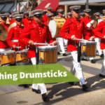 Best Marching Drumsticks. Get Prepared!